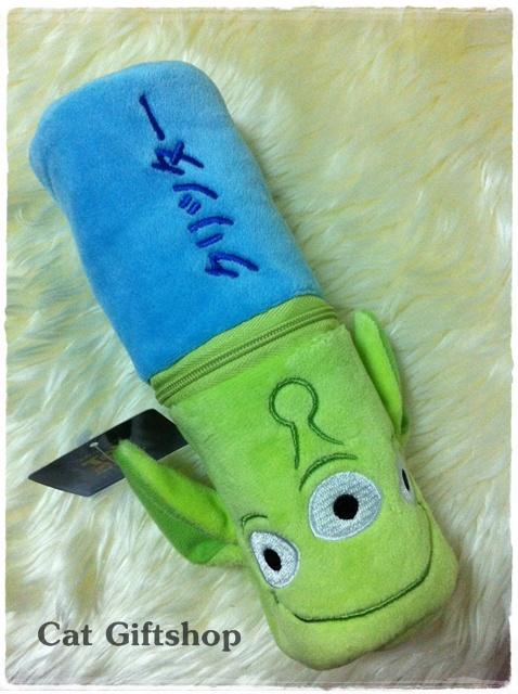 พร้อมส่ง :: กระเป๋าใส่ดินสอ 3 ตา Toy story