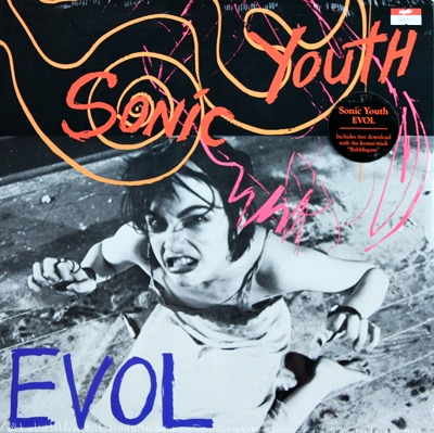 Sonic Youth - Evol 1Lp N.