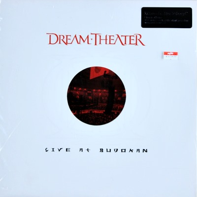 Dream Theater - Live At Budokan 4Lp 2004 N.