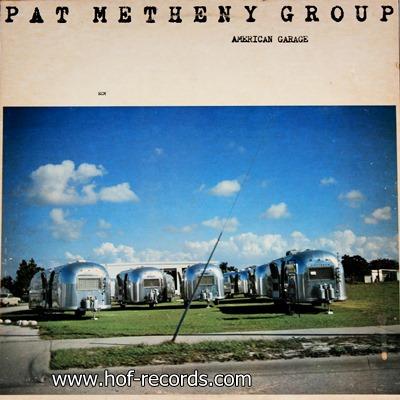 Pat Metheny Group - American Garage 1979