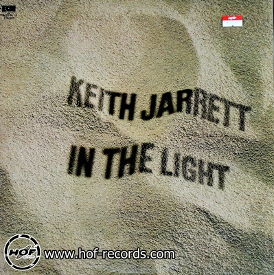 Keith Jarrett - in the light 2lp