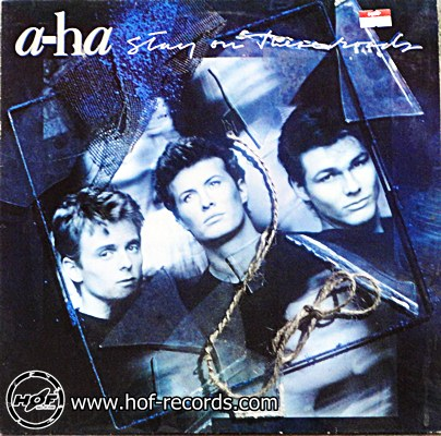 a-ha - Stay On These Roads 1 LP