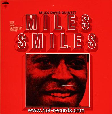 Miles Davis - Miles Smiles 1lp
