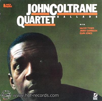 John Coltrane - Quartet Ballads 1lp N.