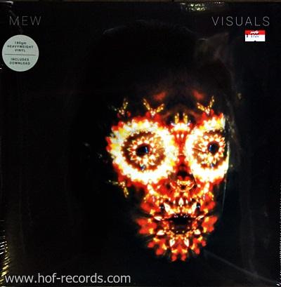 Mew - Visuals 1Lp N.