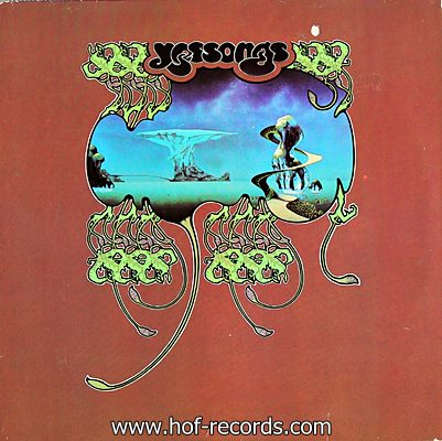 Yes - Yessongs 1973 3lp