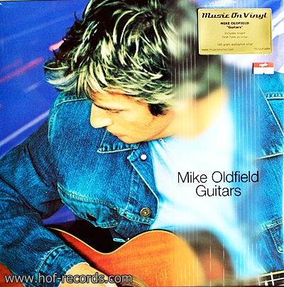 Mike Oldfild - Guitars 1Lp N.