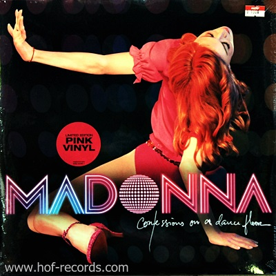 Madonna - Confessions On A Dance Floor 2Lp N.