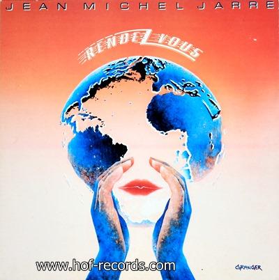 Jean Michel Jarre - Rendevous 1986