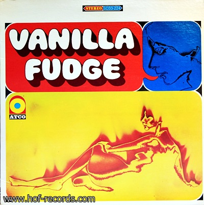 Vanilla Fudge - Vanilla Fudge 1Lp 1967