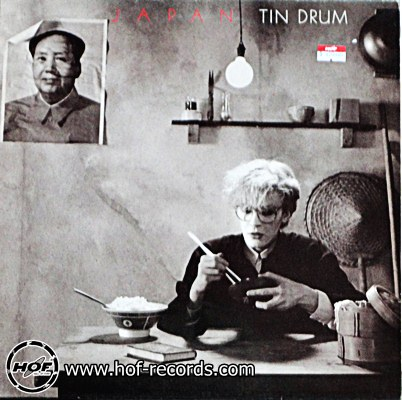 Japan - Thin Drum 1 Lp