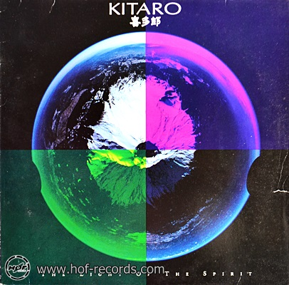 Kitaro - The Light Of The Spirit 1lp