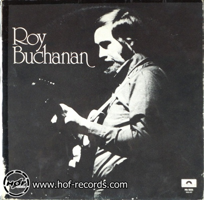 roy buchanan - roy buchanan 1lp