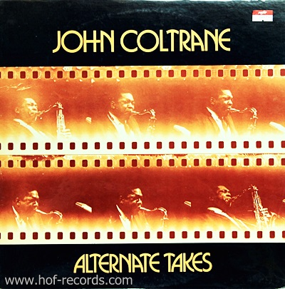 John Coltrane - Alternate Takes 1Lp