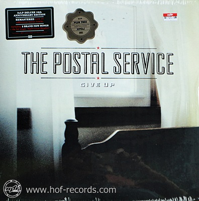 The Postal Service - Give Up 3lp NEW
