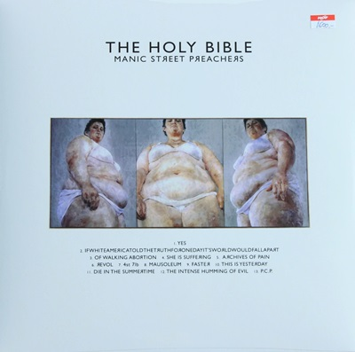 Manic Street Preachers - The Holy Bible N.