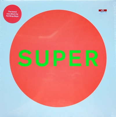 Pet Shop Boys - Super 1Lp N.