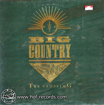 Big Country - The Crossing 1lp