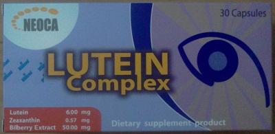 Neoca Lutein Complex (30's) ลูทีนช่วยบำรุงสายตา