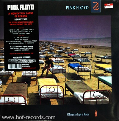 Pink Floyd - A Momentary Lapse Of Reason 1Lp N.