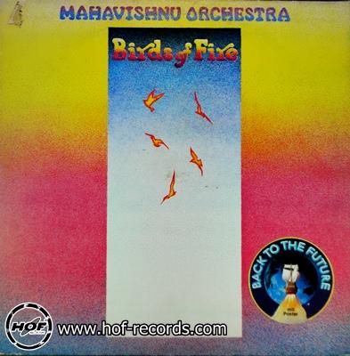 Mahavishnu Orchestra - bird s of fire 1lp