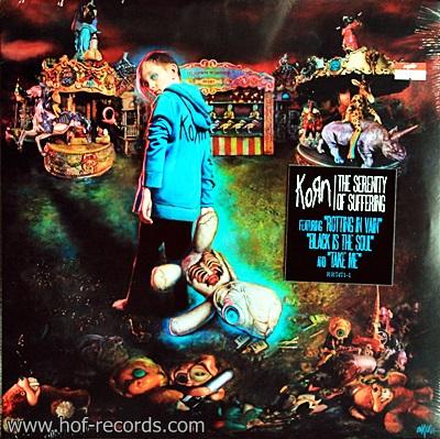 Korn - The Serenity Of Suffering 1Lp N.