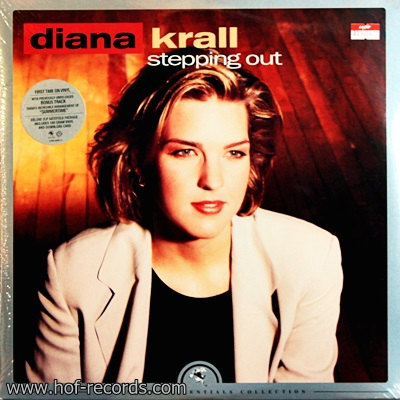 Diana Krall - Stepping Out 2Lp N.