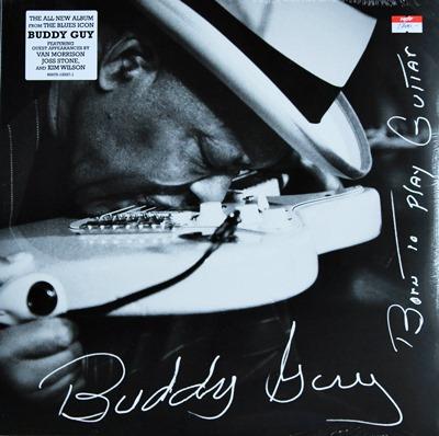 Buddy Guy - Born To Play Guitar 2Lp N.