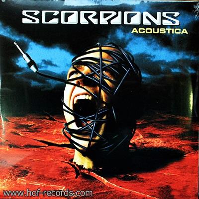 Scorpions - Acoustica 2Lp N.