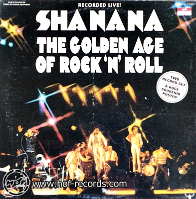 "shanana - the golden age of rock""n""roll 2lp"