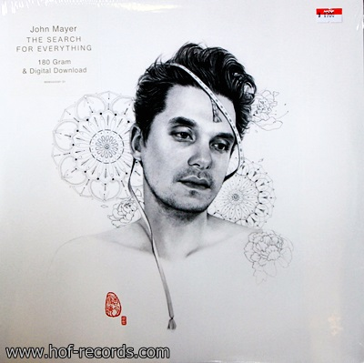 John Mayer - The Search For Everything 2Lp N.