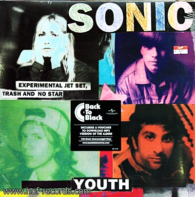 Sonic Youth - Experimental Jet Set , Trash And No Star 1Lp N.