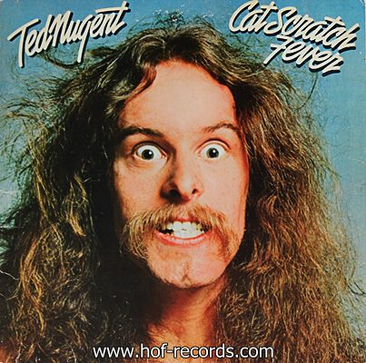 Ted Nugent - Cat Scratch Fever 1977