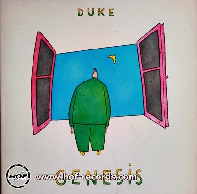 Genesis - Duke 1980 1lp