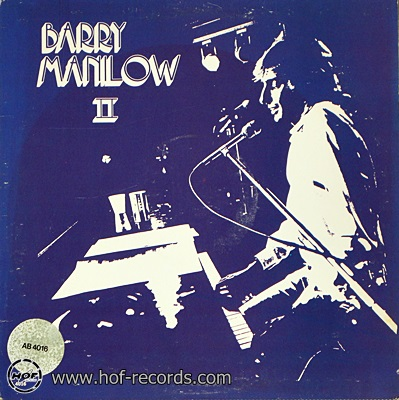 Barry Manilow - Barry Manilow II 1974 1lp