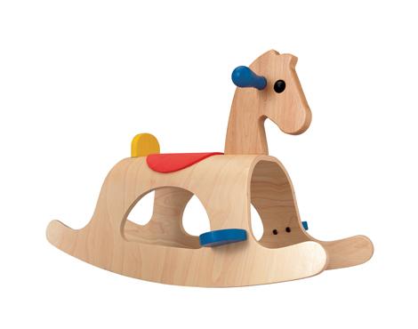 ของเล่นไม้ ของเล่นเด็ก ของเล่นเสริมพัฒนาการ Palomino ม้าโยกพาโลมิโน (ส่งฟรี)