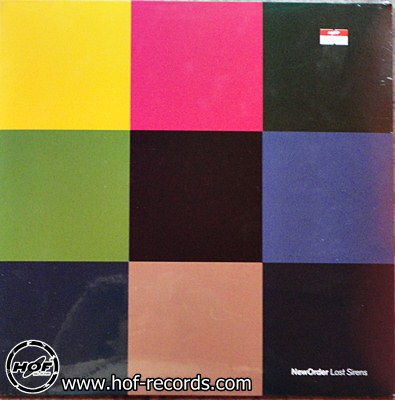 New Order - Lost Sirens New 1 LP