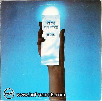King Crimson - USA 1975 1lp