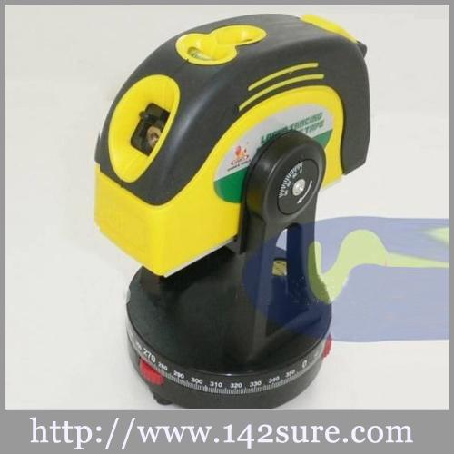 TOOL009 วัดระดับน้ำเลเซอร์ วัดระดับเลเซอร์ laser level with horizontal/vertical function , m ruler
