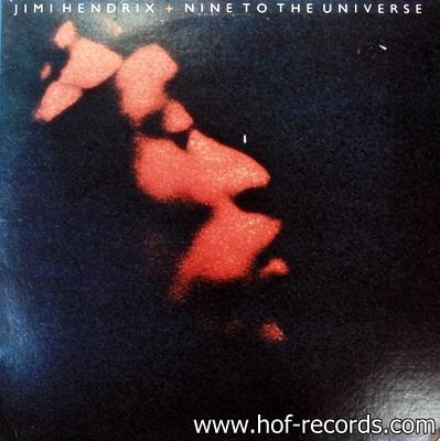 Jimi Hendrix - Nine To The Universe 1Lp