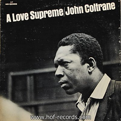 John Coltrane - A Love Supreme 1lp