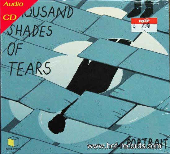 CD Protrait - Thousand shades of Tears