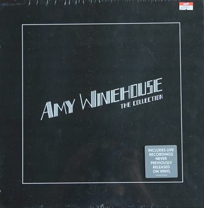 Amy Winehouse - The Collection BOXSET 5 Album 8 Lp N.