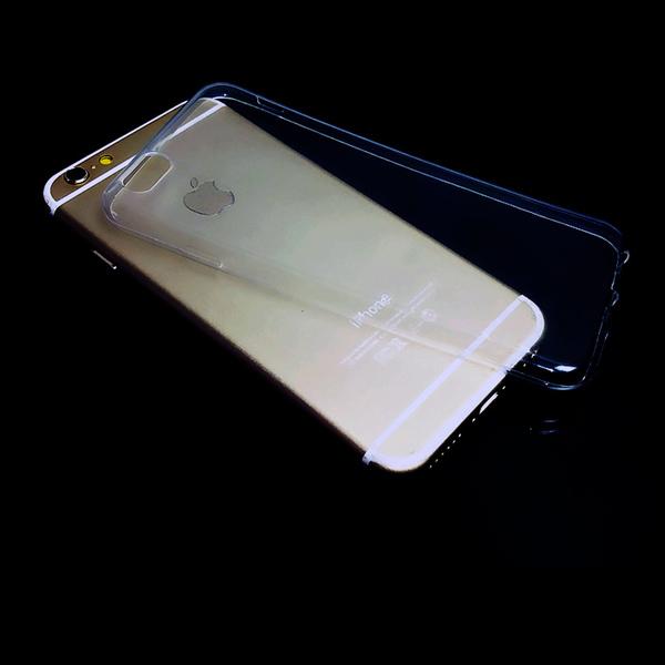** พร้อมส่งค่ะ ** เคส iPhone 7 plus สีใส