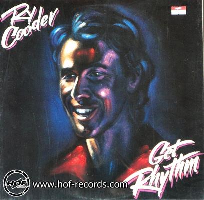 ry cooder - get rhythm 1lp