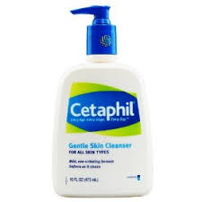 Cetaphil Gentle Skin Cleanser 125 ml.