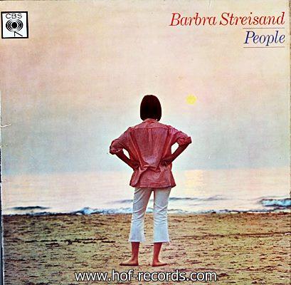 Barbra Streisand - People 1964 1lp