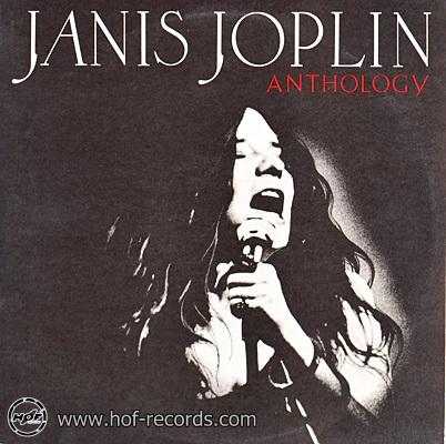 Janis Joplin - Anthology 1980 2lp