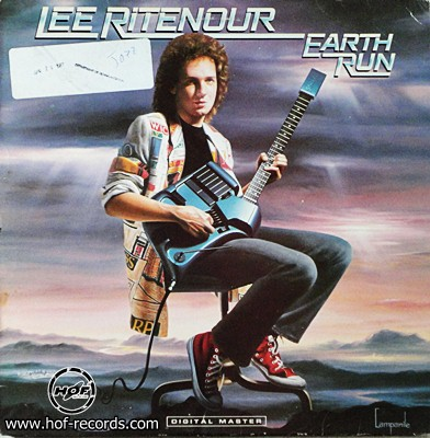 Lee Ritnour - Earth Run 1LP