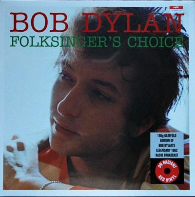 Bob Dylan - Folksinger's Choice 1Lp N.